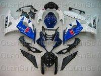 Free shipping SUZUKI 05-06 GSXR1000 GSXR 1000 Bodywork Fairing K5   202 blue white