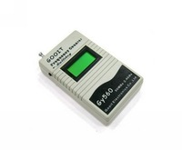 Portable Frequency Counter 50MHz~2.4GHz GY560 For Handheld radio(200K/1K/100Hz Steps Selectable)5PCS