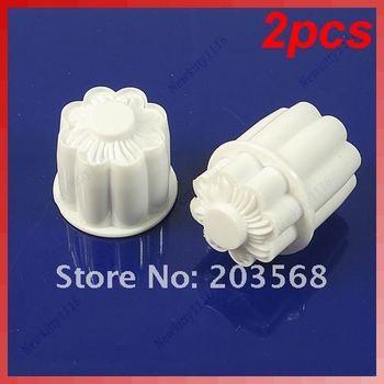 D19+10 sets/lot 2pcs Flower Plunger Cutter Mold Sugarcraft Fondant Cake Decorating DIY Tool New