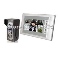 Luxury: 1 to 1 video door phone intercom,
