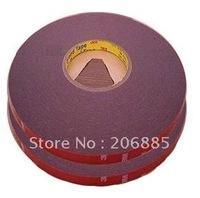 3M 4229P Auto two face acrylic adhesive foam tape/high sticky auto foam tape/ 15mm*33M/5rolls/lot