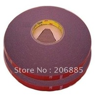 3M 4229P Auto two face acrylic adhesive foam tape/high sticky auto foam tape/ 15mm*33M/5rolls/lot
