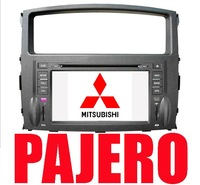 "7""DVD GPS BLUETOOTH CD/RADIO/MP3/MP4/TV/iPOD in/REVERSE PARKING CAMERA for MITSUBISHI PAJERO"