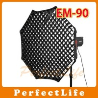 JINBEI EM-90 Professional Octagon Studio Grid Softbox with Honey Comb grid photographic equipment