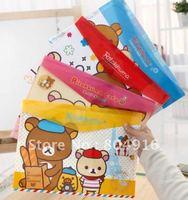 Cute Bear PVC A4 Fashion Documents Pouch File Holder 4 designs ST0651