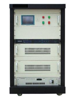 CZH518A-100W VHF UHF All Solid State DVB-T TV Signal Broadcast Transmitter Digital TV Station Broadcasting Equipment
