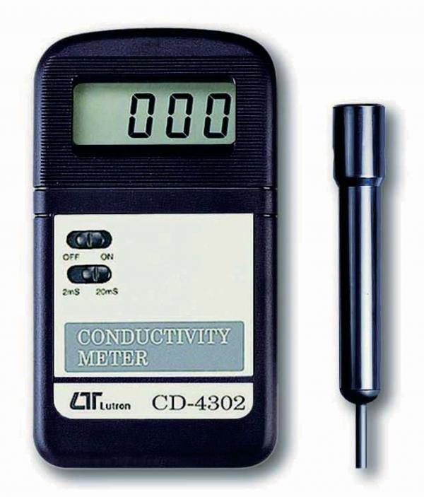cd4302 leitfähigkeitsmessgerät tasche typ