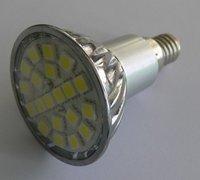 4.5w  E14LED spotlight - 20 LED's - White or Warm White-AC90-260V input