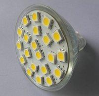 MR16 SMD LED spotlight,21pcs 5050 SMD LED,3W