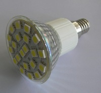 E14 SMD LED spotlight,21pcs 5050 SMD LED,3W