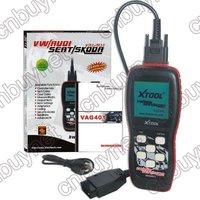Free shipping+Professional OBD OBD2 Code Scanner Tool VAG401 FOR VW/  AUDI/ SEAT/ SKODA seria car