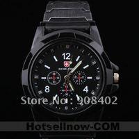 Наручные часы HOT! christmas gifts Men's Sport Quartz Wrist Watch christmas gifts Japan Movt Watches Swiss WAT018NB