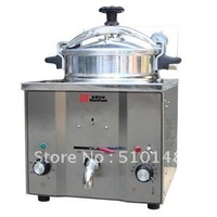 Pressure Fryer(PF-15) / Electric Fryer / 15 Liter / Timer / Fast heatup / Oil tape type