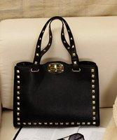 2012 Shoulder bag Hot sale+Free Shipping Lady's Fashion Handbag; 2012 new messenger fashion bag wholesale and retail Promotion!!