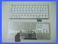 New and original For LENOVO white US Version  Laptop Keyboard AEQA1STU010