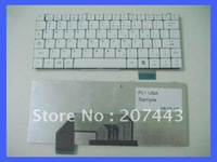 New and original For LENOVO white US Version  Laptop Keyboard AEQA1STU010