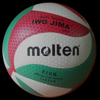 Free shipping Molten Soft Touch Volleyball, Size5 Volleyball, wholesale + dropshipping