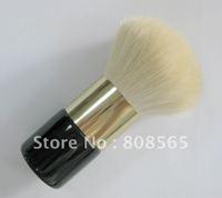 Big powder brush cosmetic brush, free shipping, 10pcs/lot