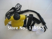 Home Use Mulit-use Handy Steam Cleaner with Lots of Accessories Free shipping(China (Mainland))