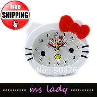 girl alarm clock hello kitty free shipping hk airmail