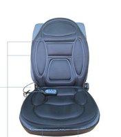 Free shipping! Massage heated car seat cushion massage cushion