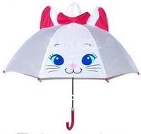 Free shipping Creativity Marie Cat children umbrella 1pc