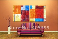 Free Shipping !!!    Abstract Oil Painting On Canvas 100% Hand Painted Painting C003