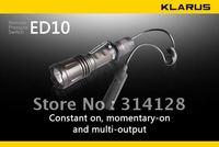 Klarus ED10 Multi-Output Remote Pressure Switch, Waterproof Pressure Switch
