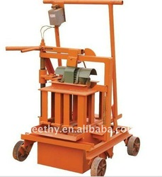 QT40-3C portable concrete block making machine price(China (Mainland))