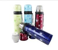 Genuine vacuum cup thermal mug Ladies Men Kids insulation cup holding water bottles good gift