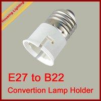 E27 to B22 converter lamp holder for led light