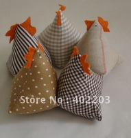 easter decoration-chicken garland-diam 15cm-12pcs/lot