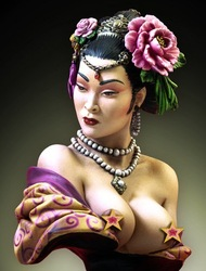 1:10 Chinese ancient beauty(China (Mainland))