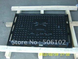 B125 600x400 manhole cover with frame(China (Mainland))