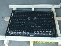B125 600x400 manhole cover with frame