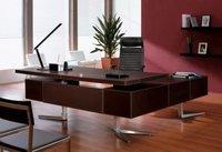 Desk Table office table desk supervisor sets of high-grade office special postage GF-163#