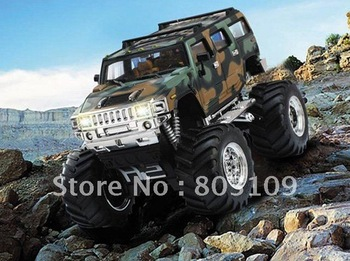 Wholesale Built charging function 2008D 1:43 Radio Control Hummer Mini RC car 12cm & lights 8 style mixed