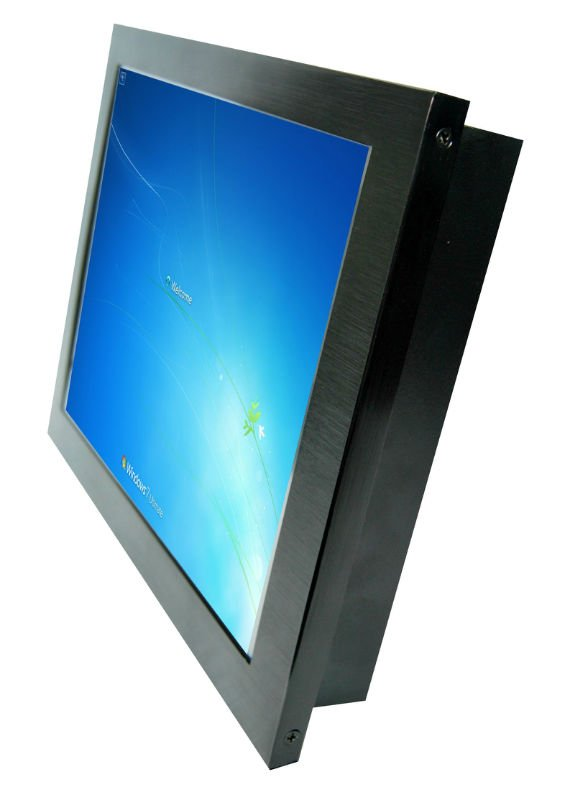 pos system 10.4'' all in one touch screen car pc/ Inter Atom N2600 dual core 1.6GHz CPU pos machine(China (Mainland))