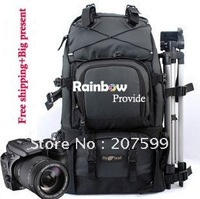 Free shipping Shoulder camera bag Camera Backpack Bag For Canon Nikon Kodak Olympus Panasonic Pentax JAC Finepix