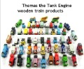 Thomas Train Car wooden Complete set of car toy train toys