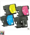3pcs/lot Best Selling C38 LC67 ink cartridge for Brother DCP-165C/385C/585CW   MFC-250C/290C/ 490CW/5490CN/ 5890CN/6490CW/ 790CW