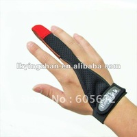 Free shiping,10pcs/lot Eagle span fishing gloves/single finger glove wholsale price best selling