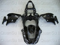 Free Shipping Motorcycle Bodywork Fairing Kawasaki  ZX9R 2000-2001  112  black