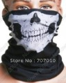 Skull Multi functional Headwear Hat Scarf Face Mask Cap