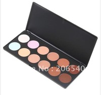Pro 12 Color Concealer Camouflage Professional Makeup Cosmetic Palette Set