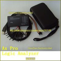 Free Shipping,XZL024 Oscilloscope and Logic Analyzer,AXPro AX Pro Oscilloscope,8 Channel Logic Analyzer