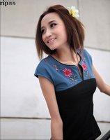 Женские блузки и Рубашки Jecci 5 ,   3 , /1 /xcj333
