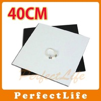 "16"" 40cm Studio Shooting Table Reflector board Color White A042FZ001"