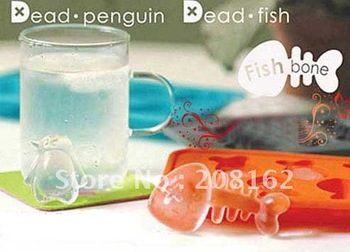 Household Fashion Fish Bones Box Making Mold Dead Fish