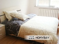 Free shipping hot sale 100% Cotton queen size 4 pcs comfort duvet cover/ elegant printing home hotel quilt cover/bedding sets